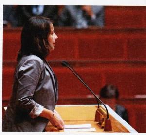 Quand Cécile Duflot coince D.Fasquelle à l'Assemblée dans National quand-c.duflot-coince--300x279